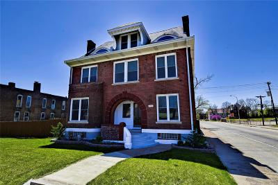 St Louis City County Single Family Home For Sale: 4270 Delmar Boulevard