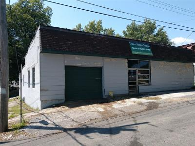 Belleville Commercial For Sale: 403 North 7th Street