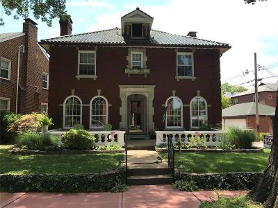 St Louis City County Single Family Home For Sale: 6568 Delor