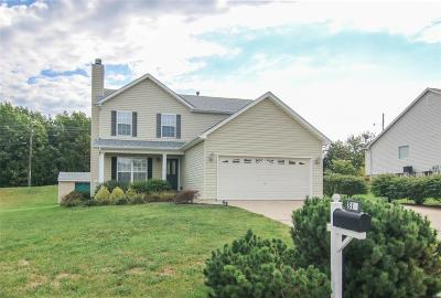Wright City Single Family Home For Sale: 6 Thoroughbred Drive