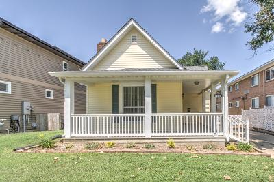 Single Family Home For Sale: 7333 Wise Avenue
