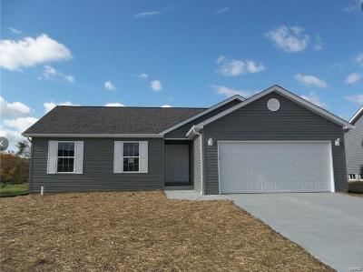 Troy Single Family Home For Sale: 2507 Trojan Circle