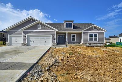 O'Fallon Single Family Home For Sale: 1212 Abington Station Drive