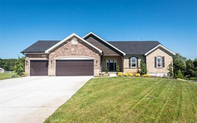Shiloh Single Family Home For Sale: 308 Ganim *hazeltine Model*