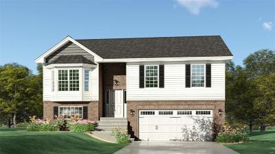 Shiloh Single Family Home For Sale: 318 Ganim *monterey Model*