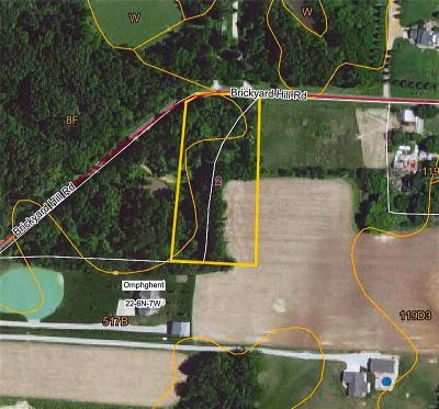 Madison County Residential Lots & Land For Sale: Brickyard Hill Road