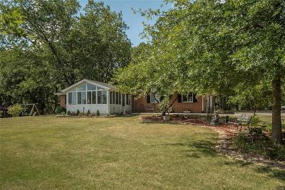 Wright City Farm For Sale: 800 Bell Road