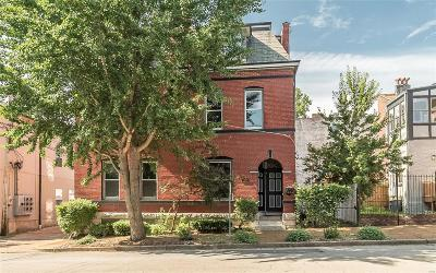 St Louis City County Single Family Home For Sale: 1014 Lami Street