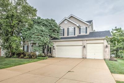 St Louis Single Family Home For Sale: 9344 Fox Glen Drive