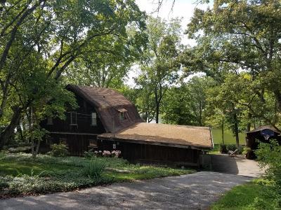 Cedar Hill Single Family Home Contingent No Kickout: 8427 Lake Drive