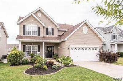 Lake St Louis Single Family Home For Sale: 219 Greengate