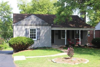 Single Family Home For Sale: 1286 Andrew Drive