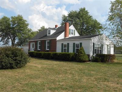 Warrenton, Wright City Single Family Home For Sale: 14500 State Highway M