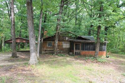 Wright City Single Family Home For Sale: 234 Indian Head Lodge