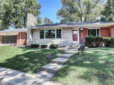 St Louis City County Single Family Home Coming Soon: 6008 Guilford