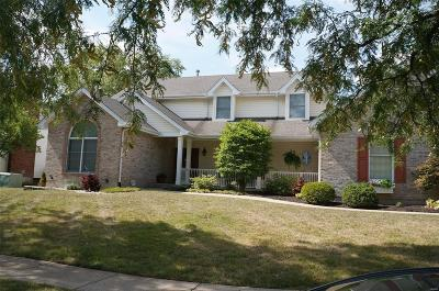 St Charles Single Family Home For Sale: 711 Meadow Cliff Drive