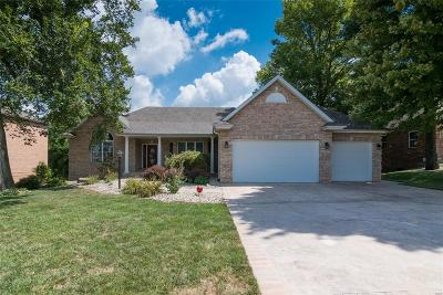 Edwardsville Single Family Home For Sale: 1000 Prestonwood Drive