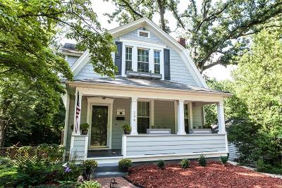 Single Family Home For Sale: 234 Portland Terr