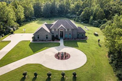 Freeburg Single Family Home For Sale: 4777 Shangrila