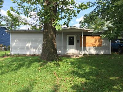 Cahokia Single Family Home For Sale: 141 Saint Thomas Lane