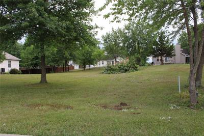 Warrenton MO Residential Lots & Land For Sale: $27,000