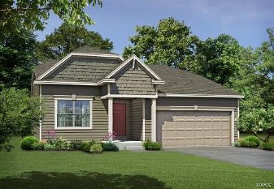 Flint Hill, St Paul Single Family Home For Sale: 1553 Misty River Drive