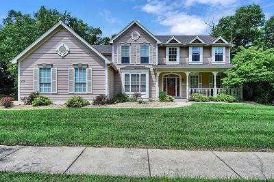 Chesterfield Single Family Home For Sale: 1219 Somerset Field