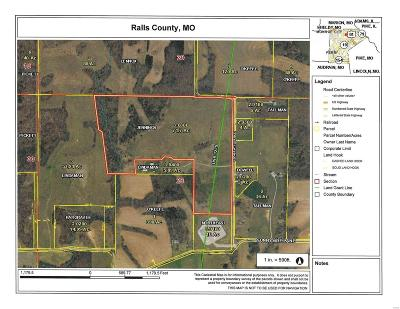 Adair County, Audrain County, Clark County, Knox County, Lewis County, Macon County, Marion County, Monroe County, Pike County, Ralls County, Scott County, Shelby County Farm For Sale: 72 Osage Dr.