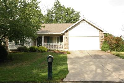 Foristell Single Family Home For Sale: 31432 Hillside Drive