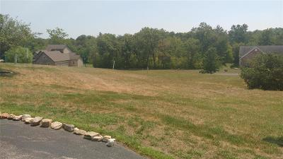 Moscow Mills Residential Lots & Land For Sale: 12 Canyon Creek Circle #12
