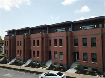 St Louis City County Condo/Townhouse For Sale: 2909 Indiana Avenue
