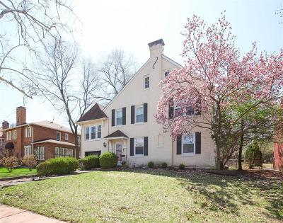 Single Family Home For Sale: 7124 Princeton Avenue