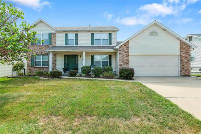 St Peters Single Family Home For Sale: 3729 Silver Ridge Drive