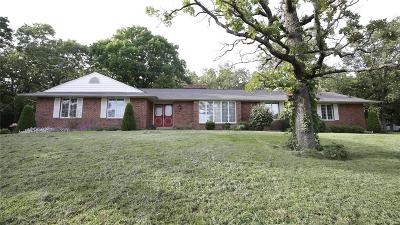 De Soto Single Family Home For Sale: 12901 Mohawk Dr