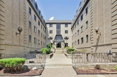St Louis City County Condo/Townhouse For Sale: 4355 Maryland Avenue #404
