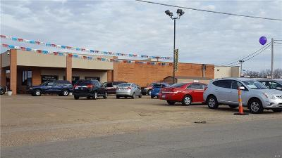 Jefferson County, Madison County, St Francois County Commercial For Sale: 1001 K Hwy