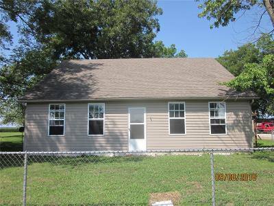 Freeburg Single Family Home For Sale: 4365 State Route 13