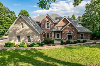 Eureka Single Family Home For Sale: 3562 Hawthorne Ridge Drive