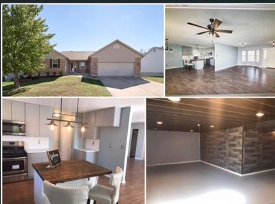 O'Fallon Single Family Home For Sale: 4 Quakers