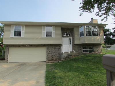 Jefferson County Single Family Home For Sale: 1821 Hilltop Village Lane