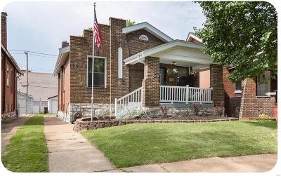 St Louis Single Family Home For Sale: 3648 Bowen Street