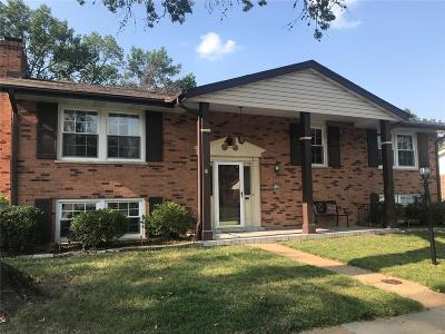 St Louis Single Family Home For Sale: 5187 Reynosa Drive