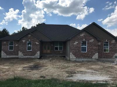 Lincoln County Single Family Home Contingent No Kickout: 201 Mallard Pointe Boulevard