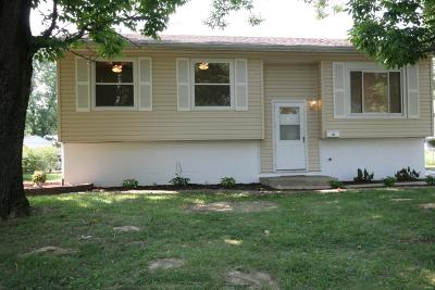 O'Fallon IL Single Family Home For Sale: $149,900