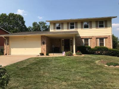 St Charles Single Family Home For Sale: 2716 Norwich Dr.