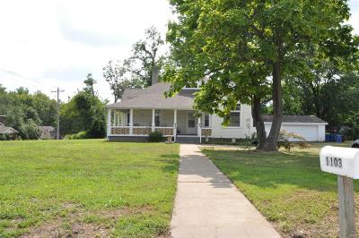 Edwardsville Single Family Home For Sale: 1103 North 2nd Street