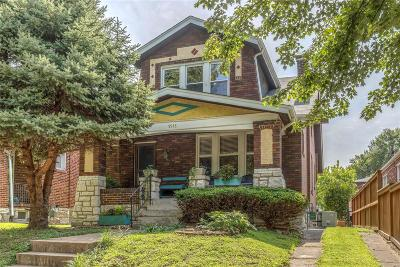 St Louis Single Family Home For Sale: 5948 Marwinette Avenue
