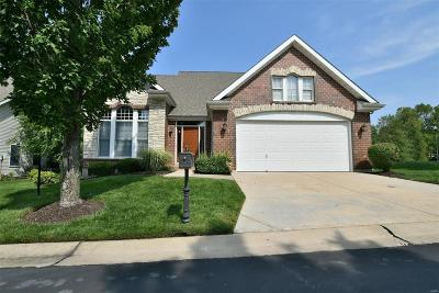 O'Fallon Single Family Home For Sale: 124 Wake Forest Place