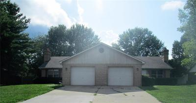 Belleville Single Family Home For Sale: 931 Cool Valley Drive #929 & 93