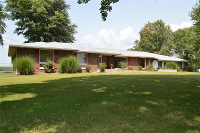 Jerseyville Single Family Home For Sale: 21740 State Highway 16